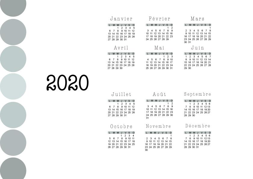 calendrier2020